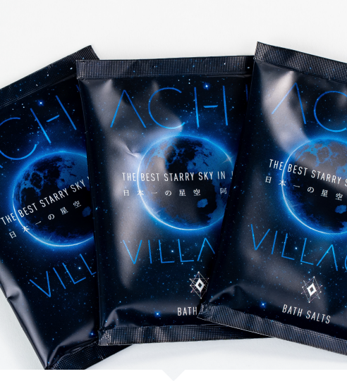 ACHI VILLAGE BATH SALTS