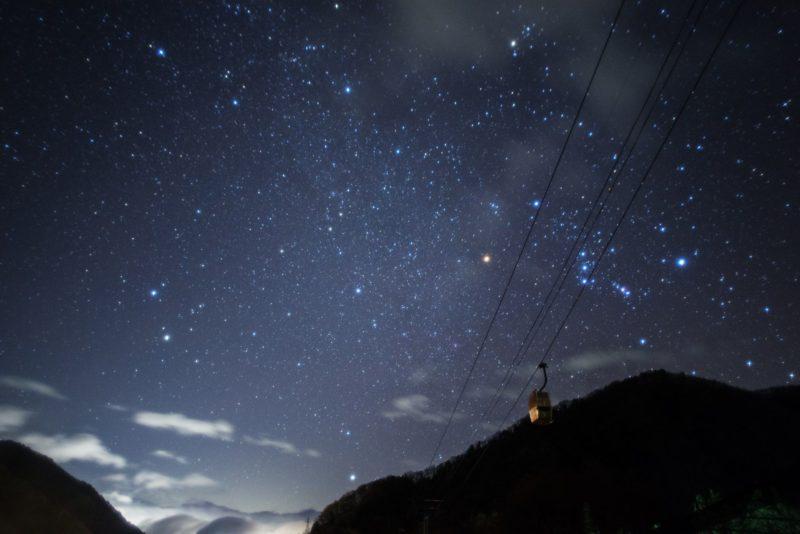 【11月】冬銀河のヘブンスゴンドラ