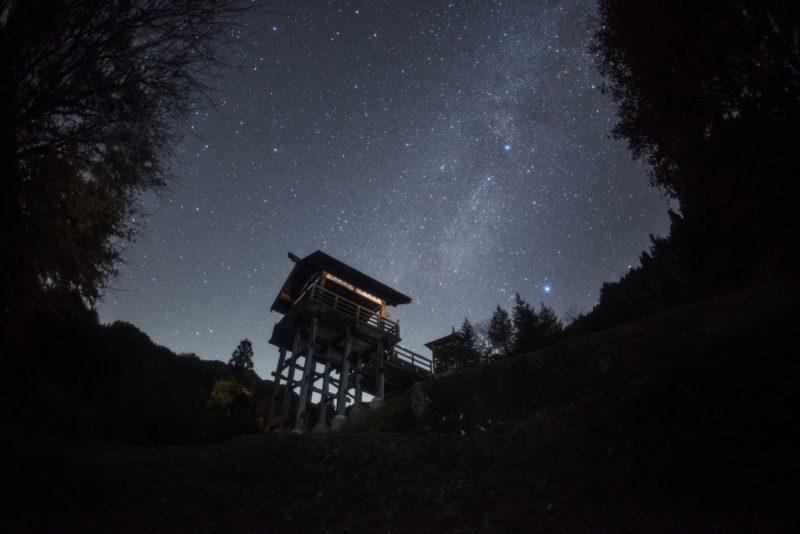 【11月】銀河の皿投げ櫓